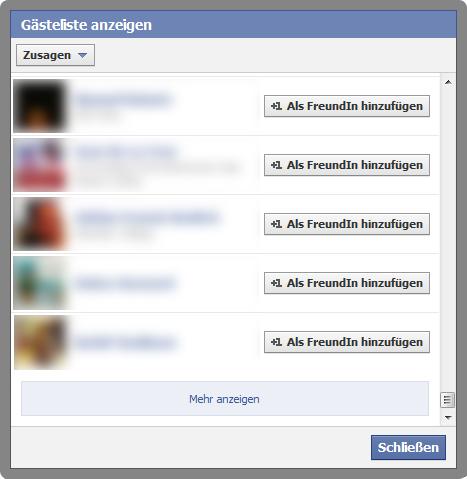 facebook guest
