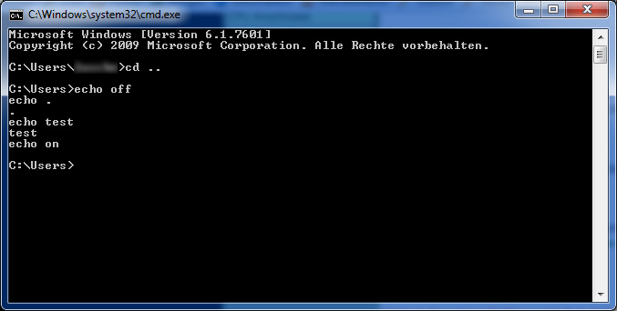 how to run bat file from command prompt with parameters